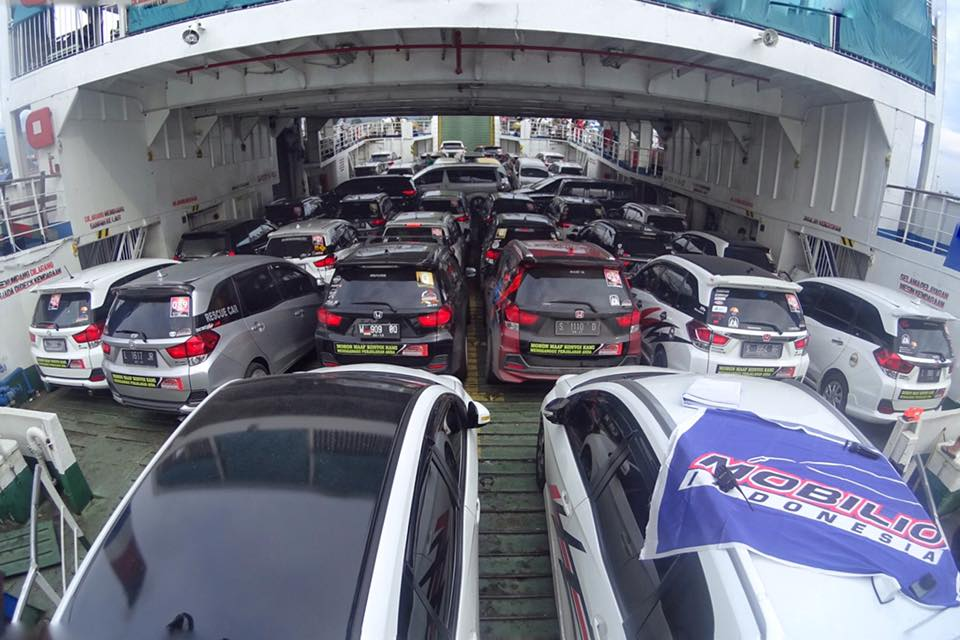 Mobilio Indonesia Gathering and Touring to Bali