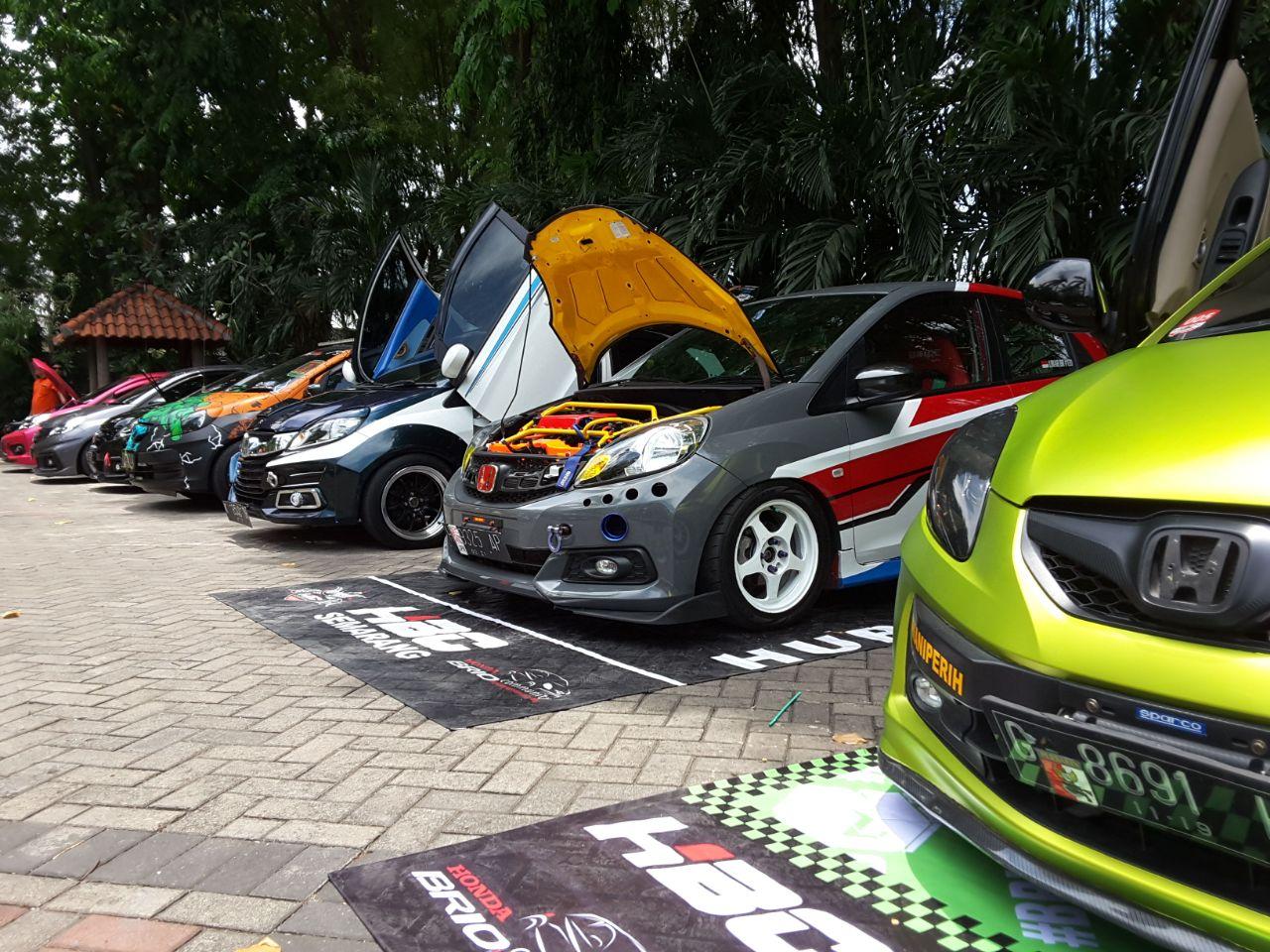 MUNAS Dan JAMNAS Honda Brio Community