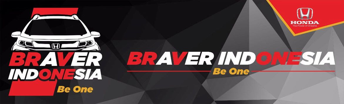 "BRAVER INDONESIA ""Be One"""