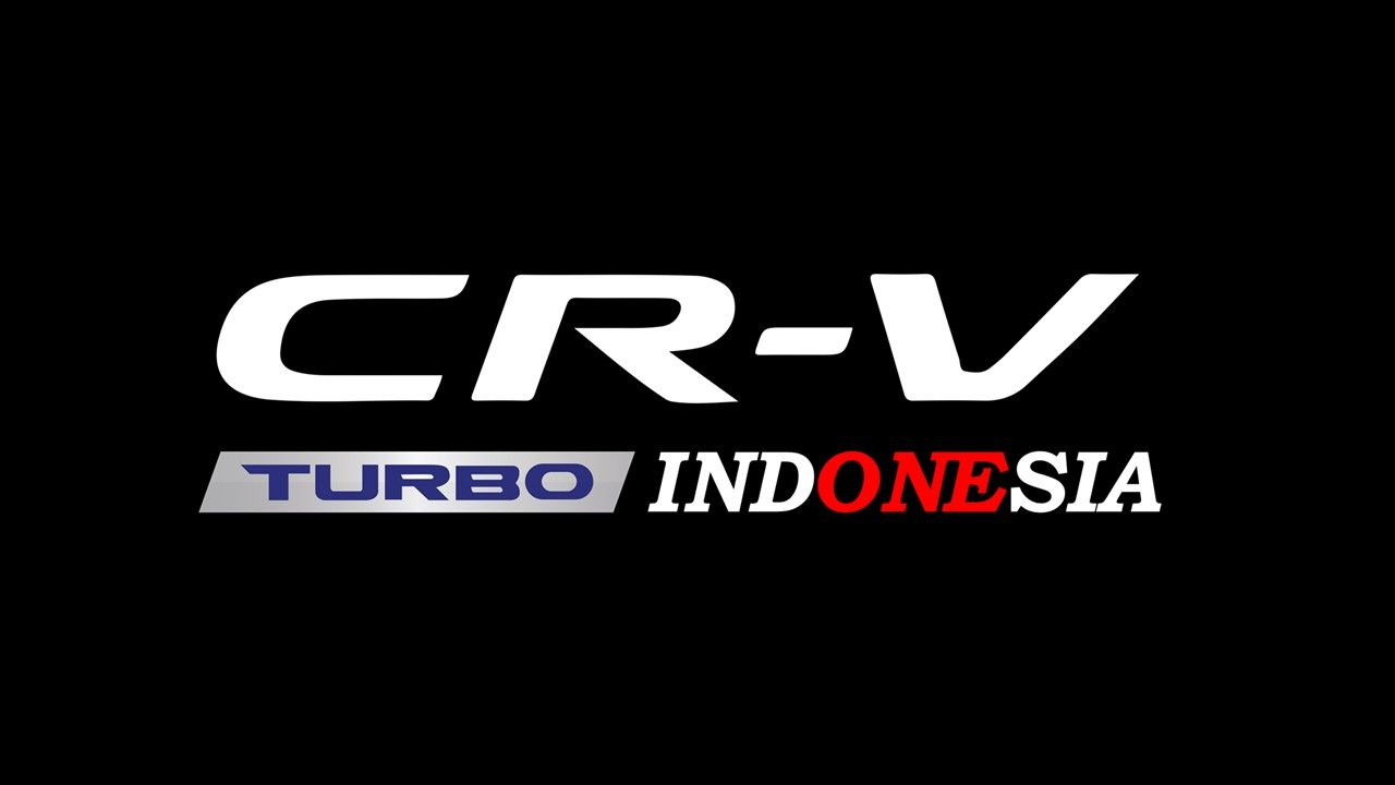 CR-V Turbo Indonesia