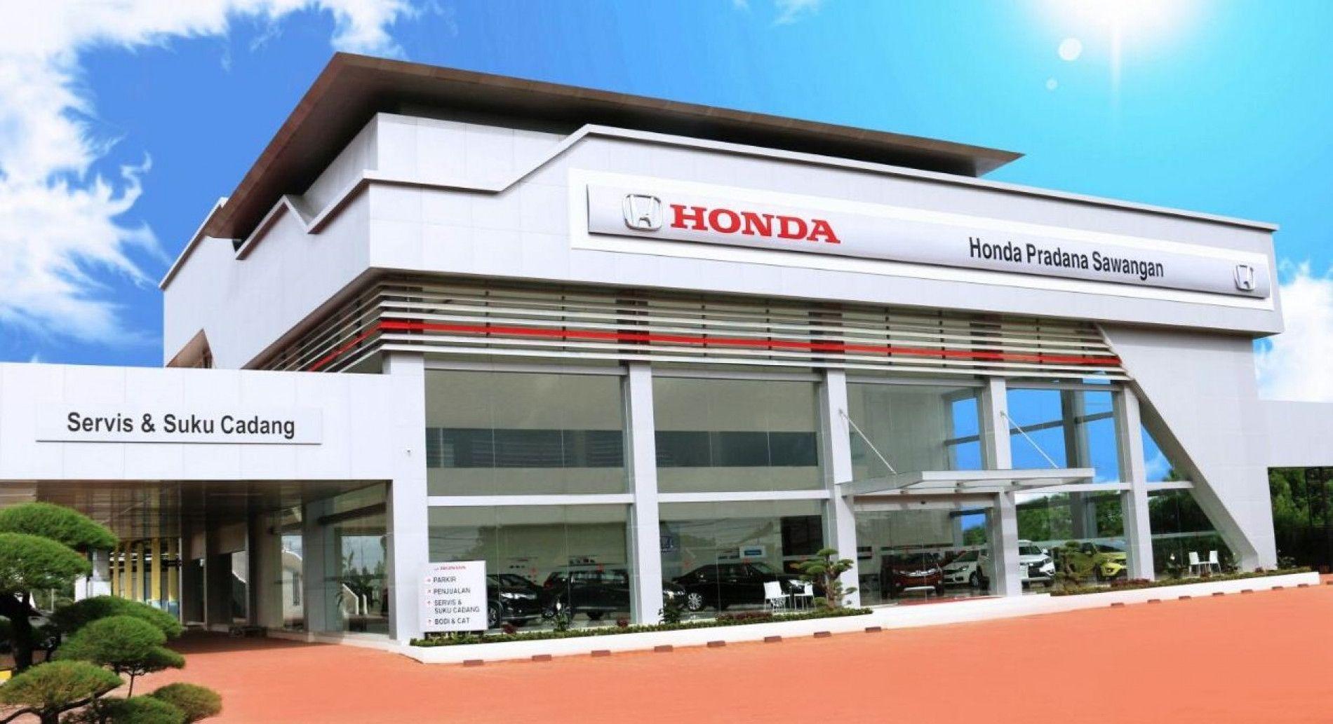 Honda Pradana Sawangan (PT. Ambara Karya Pradana)