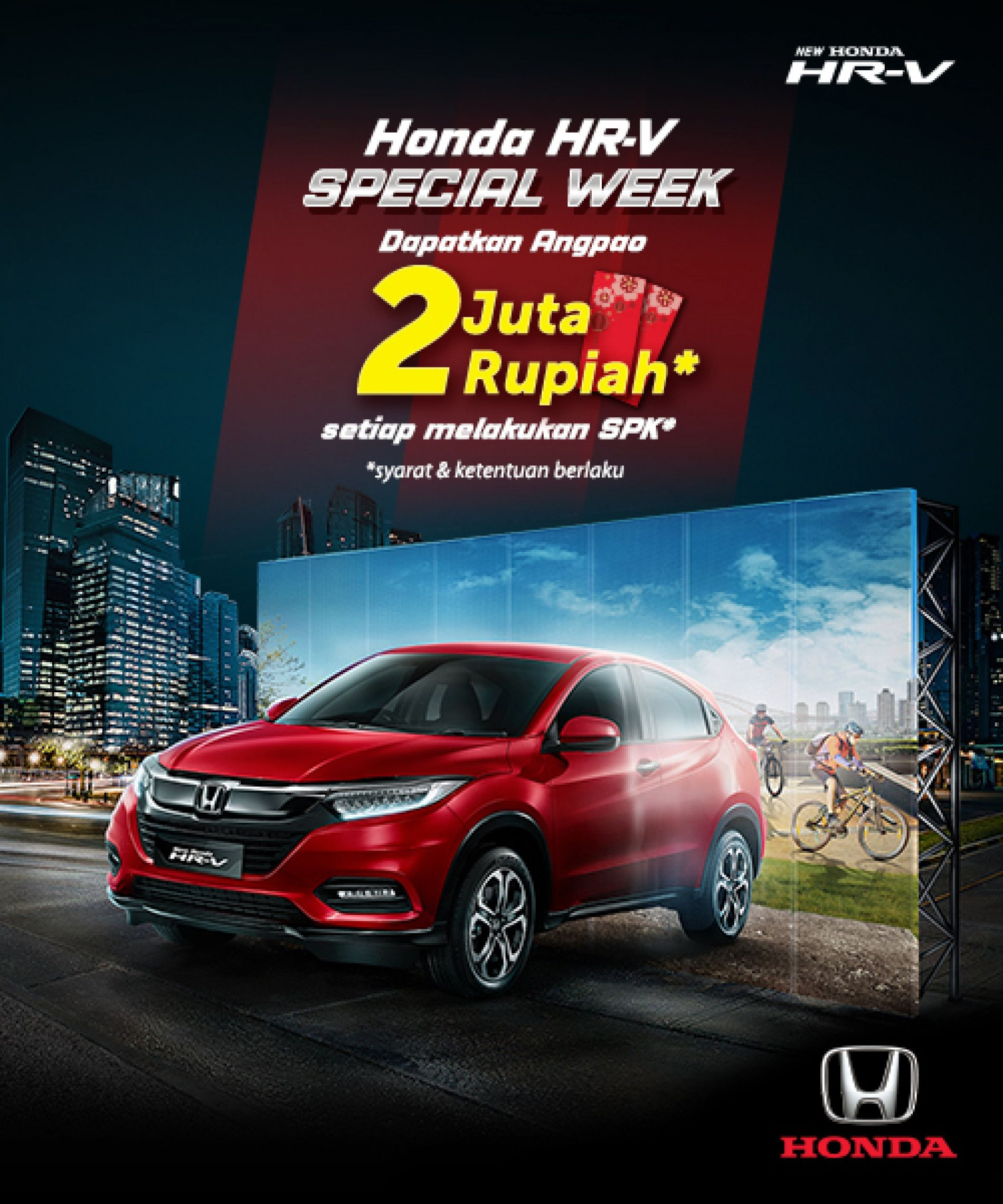 Honda HR-V Special Week